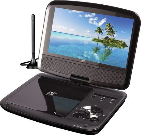 ECG DVP 9909 HD DVB-T