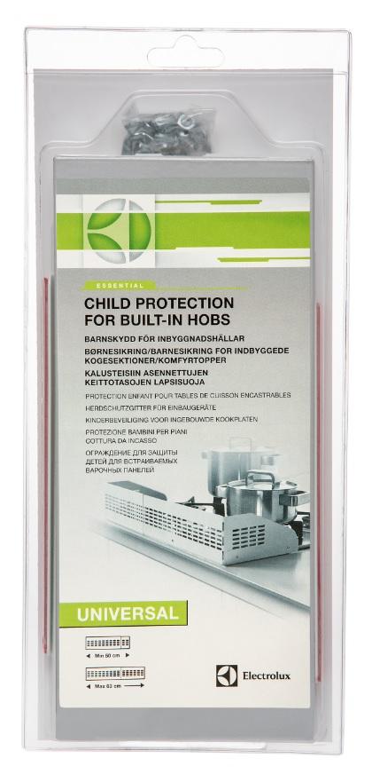 Dětská ochranná lišta Electrolux pro varné desky