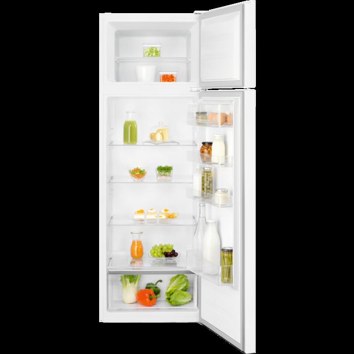 Electrolux lednice s mrazákem nahoře Ltb1ae28w0