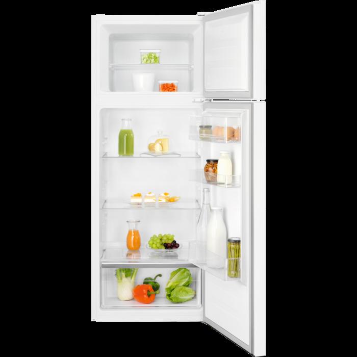 Electrolux lednice s mrazákem nahoře Ltb1af24w0