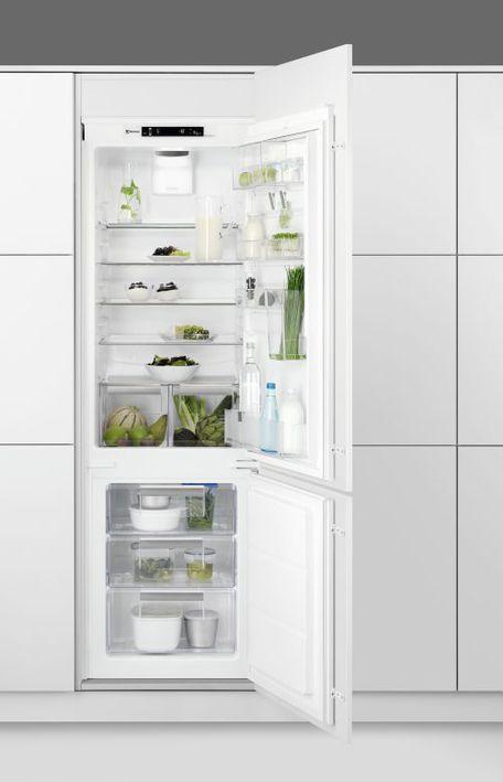 Electrolux vestavná kombinovaná lednice Enn2874cfw