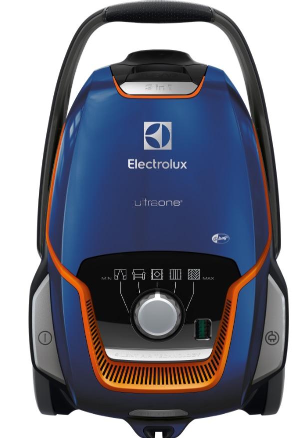 Electrolux podlahový vysavač Ultraone Euo93db modrý