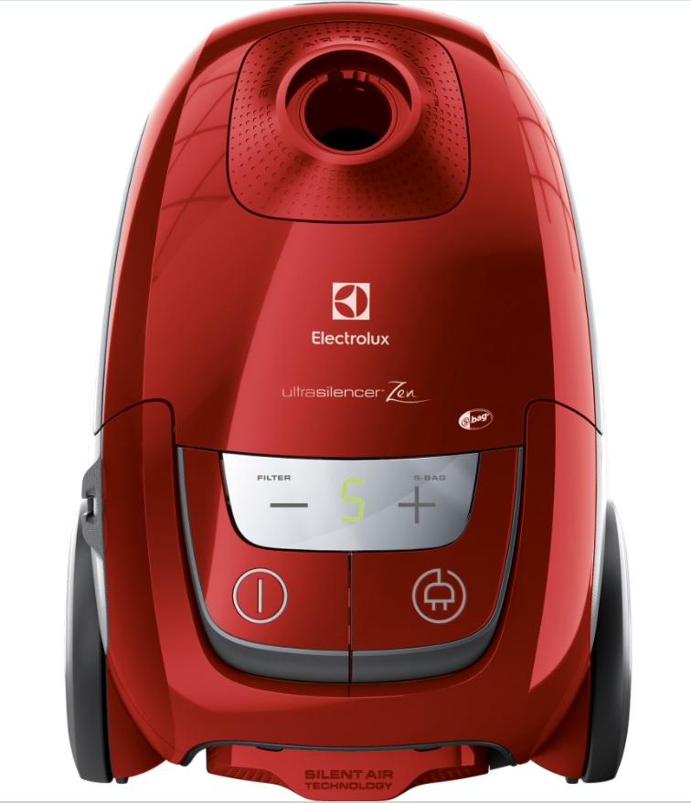 Electrolux UltraSilencer ZEN EUS8ANIMAL červený