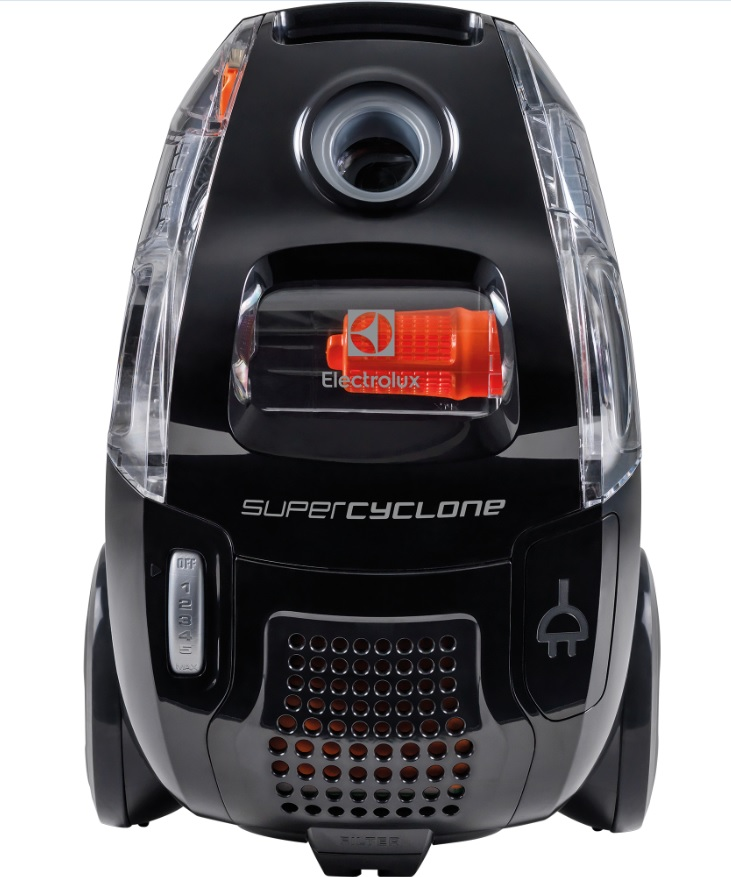 Electrolux SuperCyclone ESC63EB černý