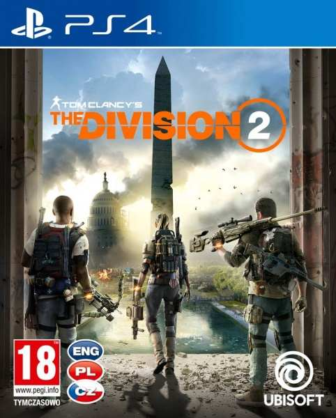 Tom Clancys The Division 2 (PS4) - Tom Clancy's: The Division 2