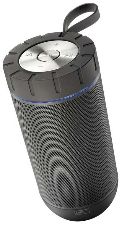 Bluetooth reproduktor EMOS SOUNDBOSS, šedá - Emos Sounboss
