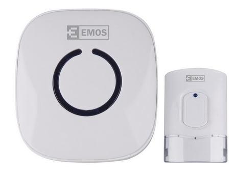 EMOS P5718W Domovní bezdrátový zvonek 838W
