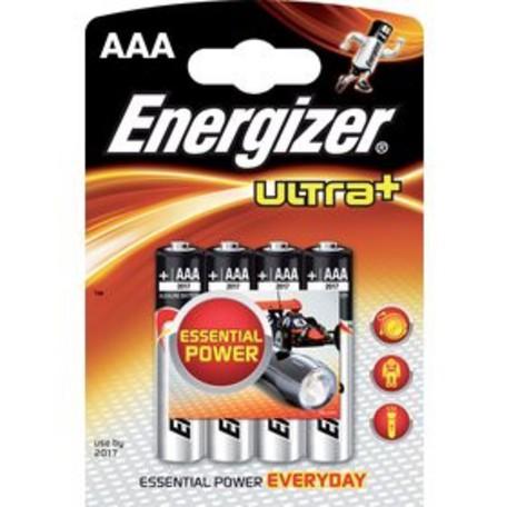 ENERGIZER E300124200 MAX AAA/4 637575 - Baterie Energizer MAXIMUM AAA 4ks