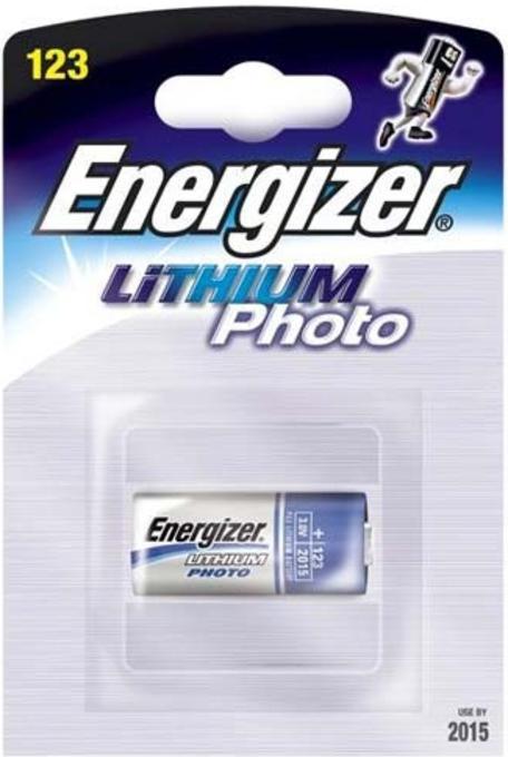 ENERGIZER 628290 Photo EL123AP