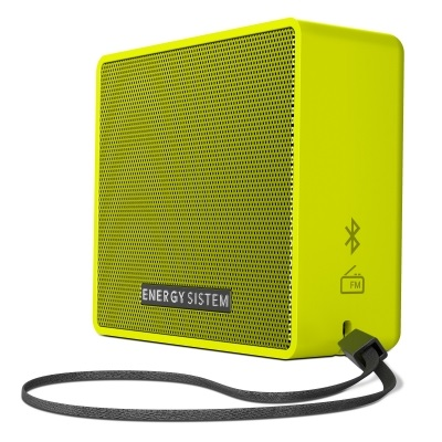 ENERGY Music Box 1+ Pear, přenosný Bluetooth reproduktor, MP3, FM rádio, audio vstup, 5W