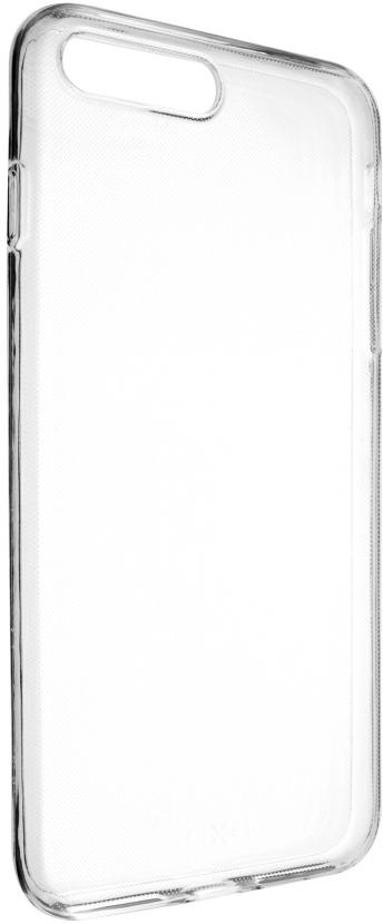 TPU gelové pouzdro FIXED pro Apple iPhone 7 Plus/8 Plus, čiré