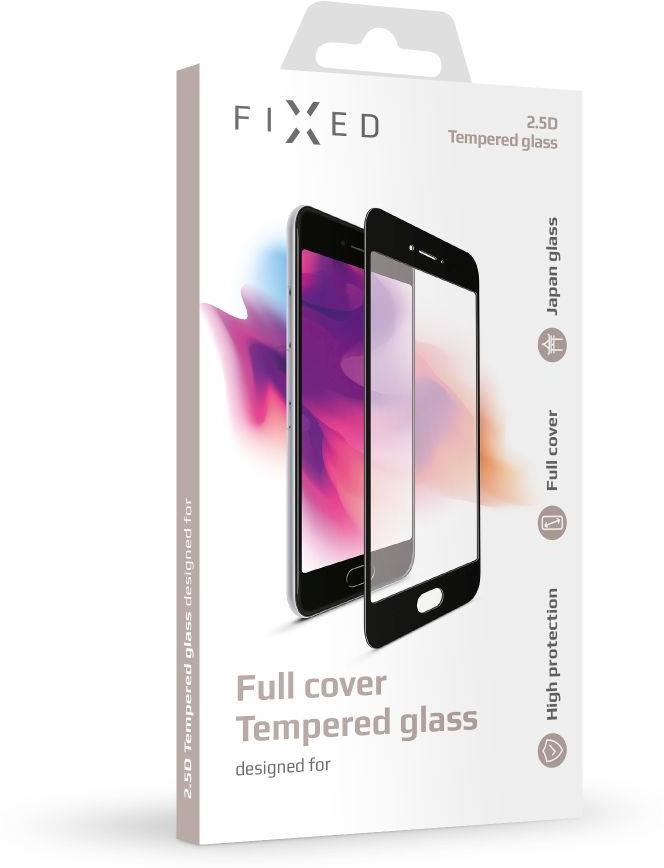 Ochranné tvrzené sklo FIXED Full-Cover pro Huawei P Smart (2019)