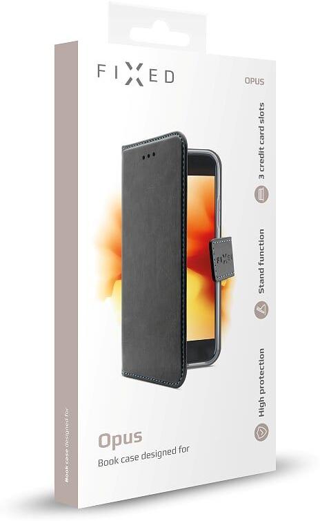 FIXED Opus pro Huawei P30 černé