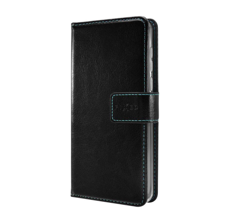 Pouzdro typu kniha FIXED Opus pro Samsung Galaxy A71, černé