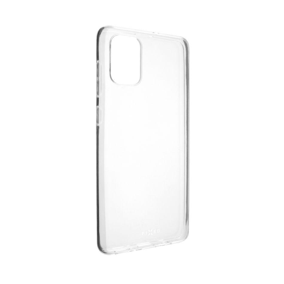 FIXED Skin ultratenké TPU gelové pouzdro pro Samsung Galaxy A71, čiré