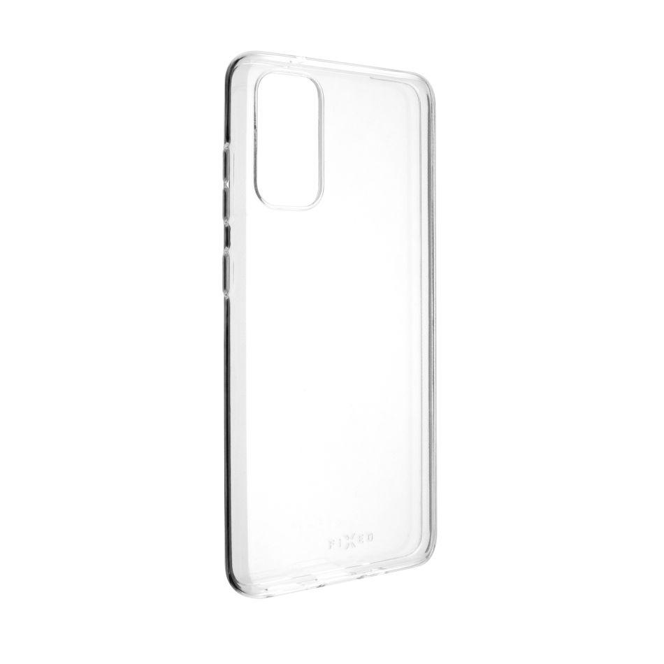 FIXED TPU gelové pouzdro pro Samsung Galaxy S20 Plus, čiré