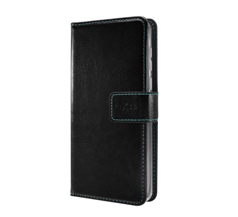 Pouzdro typu kniha FIXED Opus pro Huawei Y5p, černé