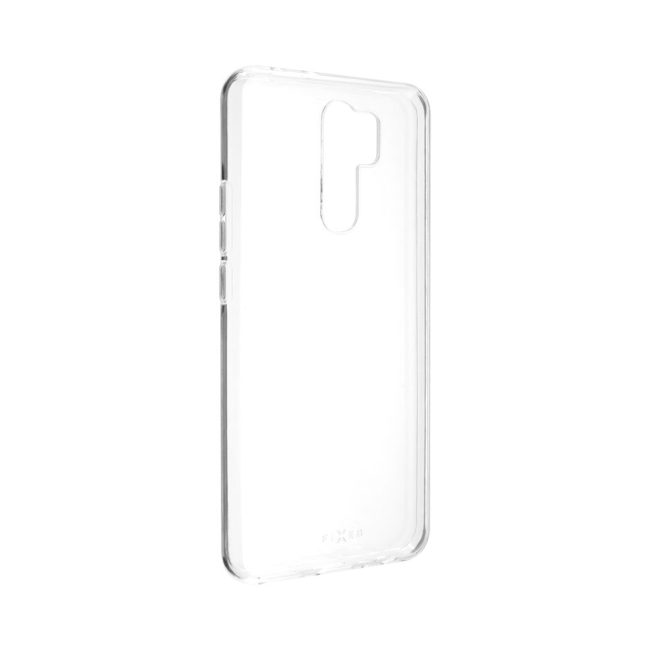 Fixed TPU gelové pouzdro pro Xiaomi Redmi 9, čiré