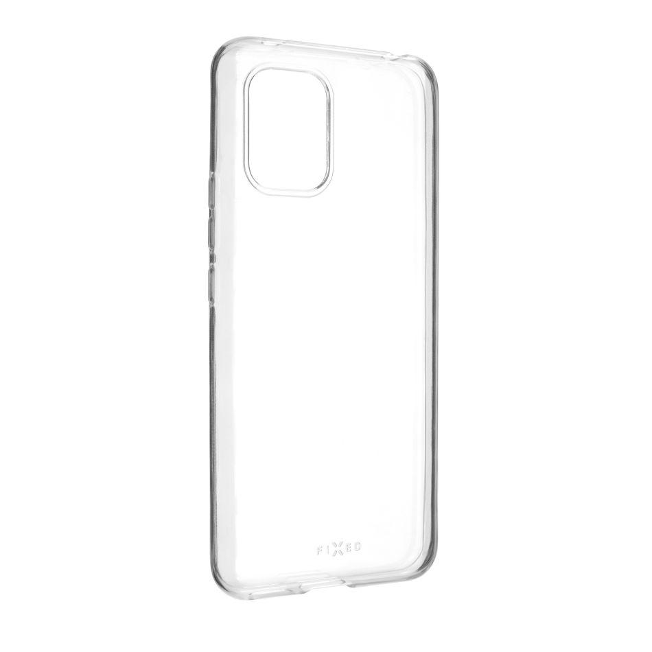 Fixed TPU gelové pouzdro pro Xiaomi Mi10 Lite, čiré