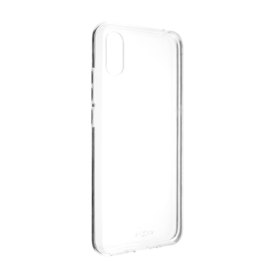 TPU gelové pouzdro FIXED pro Xiaomi Redmi 9A, čiré