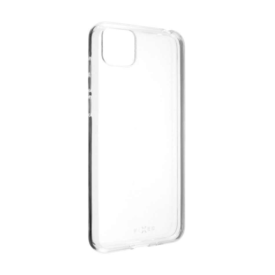 Ultratenké TPU gelové pouzdro FIXED Skin pro Honor 9S, 0,6 mm, čiré