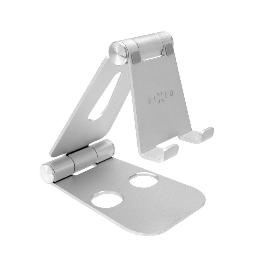 Hliníkový stojánek FIXED Frame PHONE