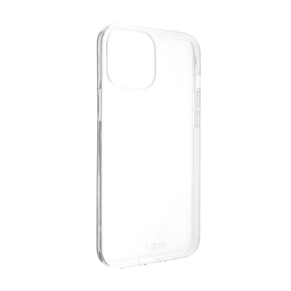 TPU gelové pouzdro FIXED pro Apple iPhone 12 Pro Max, čiré