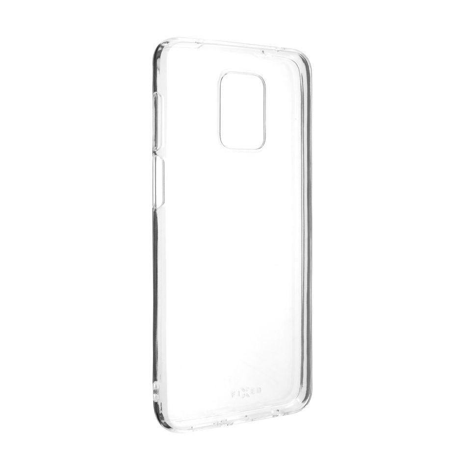 Ultratenké TPU gelové pouzdro FIXED Skin pro Xiaomi Redmi Note 9 Pro/9 Pro Max/Note 9S, 0,6 mm, čiré