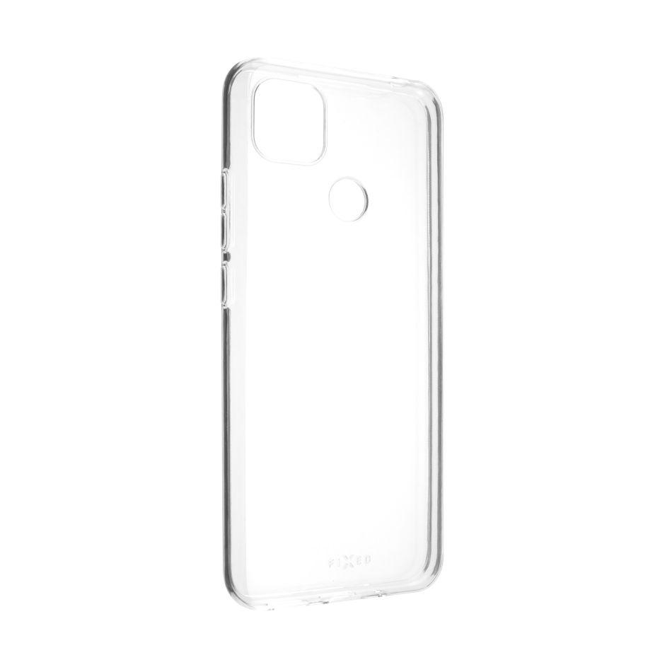 TPU gelové pouzdro FIXED pro Xiaomi Redmi 9C, čiré