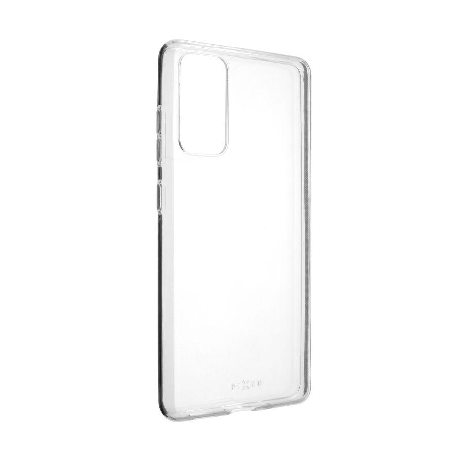 TPU gelové pouzdro FIXED pro Samsung Galaxy S20 FE/FE 5G, čiré