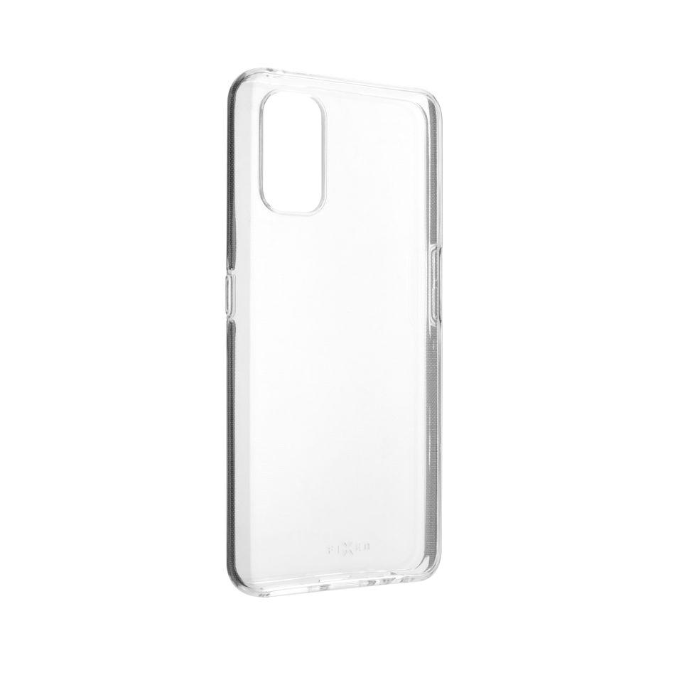 TPU gelové pouzdro FIXED pro Realme 7 Pro, čiré