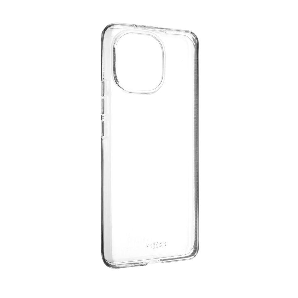 TPU gelové pouzdro FIXED pro Xiaomi Mi 11, čiré