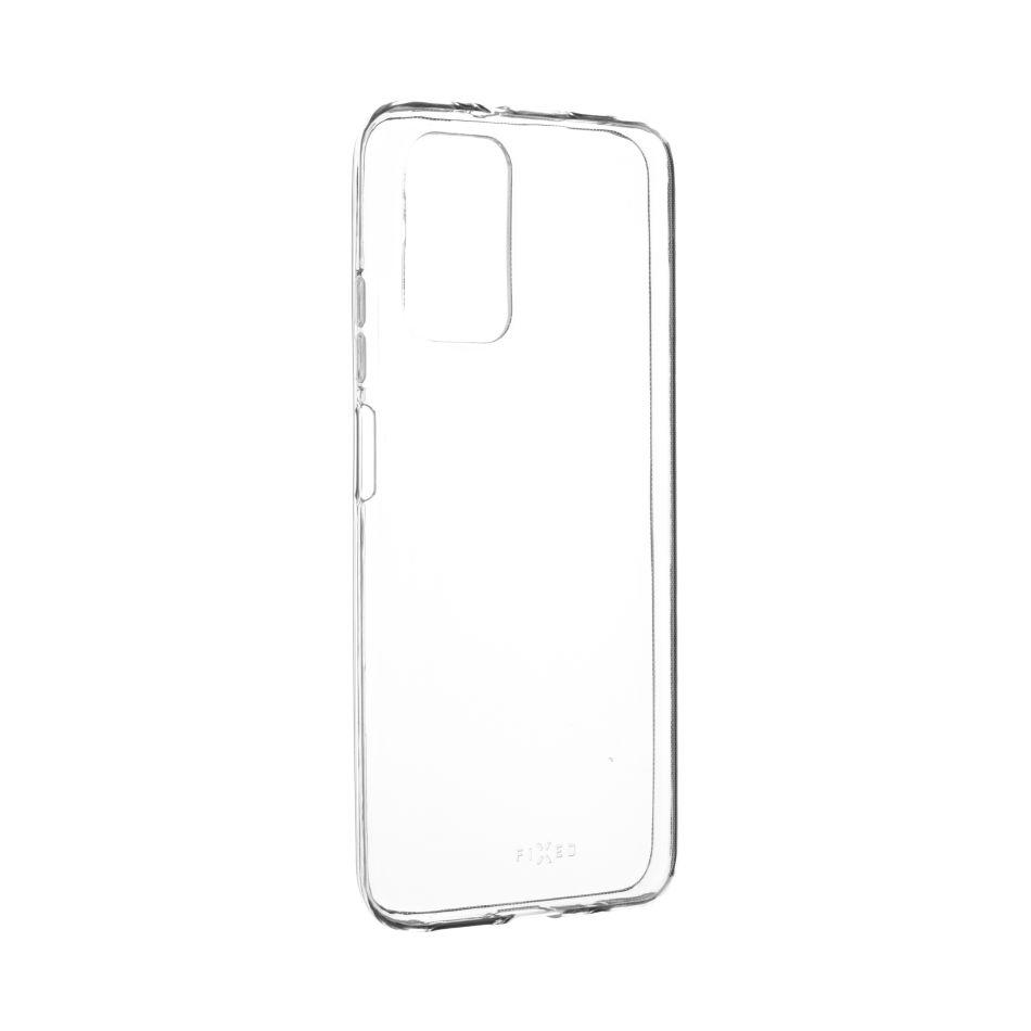 TPU gelové pouzdro FIXED pro Xiaomi Redmi Note 9 5G/Note 9T čiré