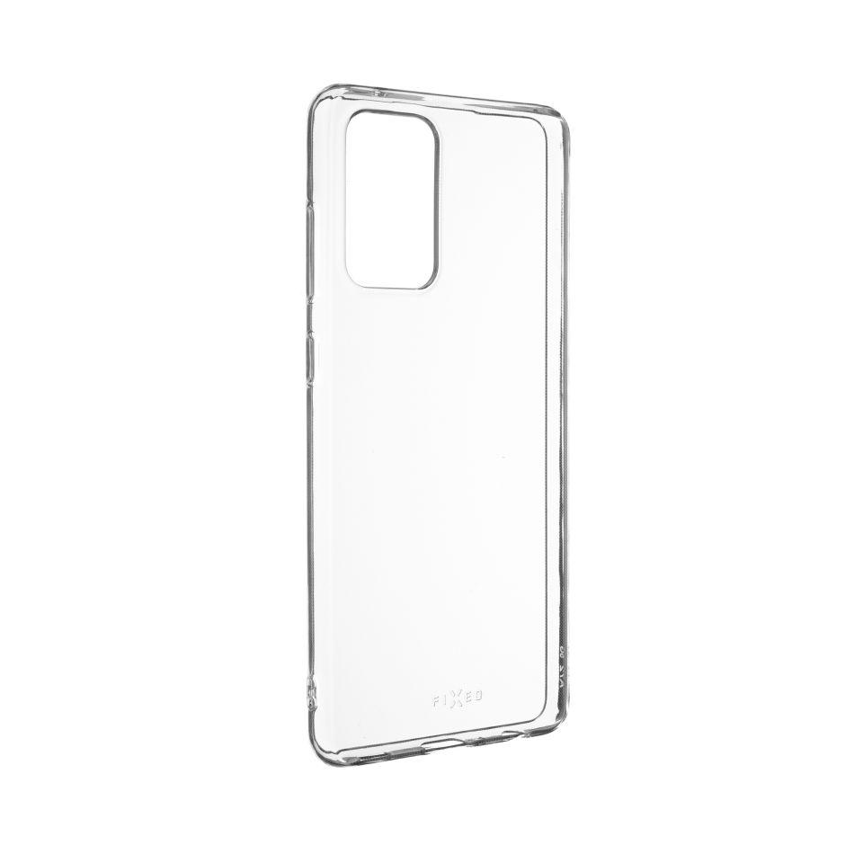 Ultratenké TPU gelové pouzdro FIXED Skin pro Samsung Galaxy A72/A72 5G, 0,6 mm, čiré
