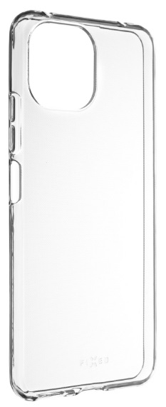 TPU gelové pouzdro FIXED pro Xiaomi Mi 11 Lite/Mi 11 Lite 5G, čiré