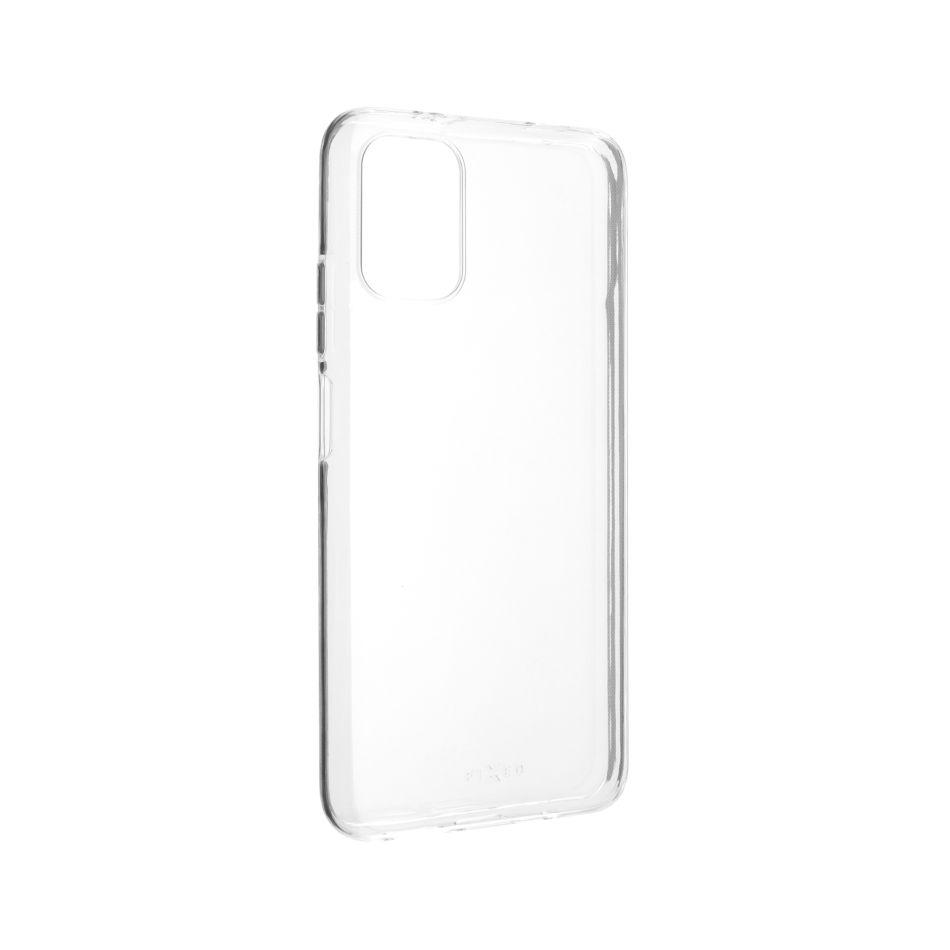 Ultratenké TPU gelové pouzdro FIXED Skin pro Xiaomi Poco M3, 0,6 mm, čiré