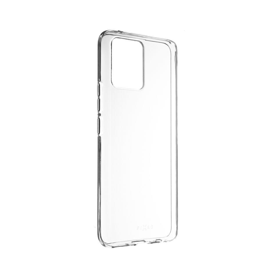 TPU gelové pouzdro FIXED pro Realme 8/Realme 8 Pro, čiré