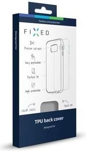 TPU gelové pouzdro FIXED pro ASUS ZenFone 4 Max (ZC520KL), čiré