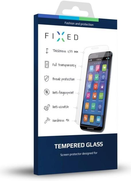Ochranné tvrzené sklo FIXED pro Lenovo K6/K6 Power, 0.33 mm - FIXED pro Lenovo K6/K6 Power FIXG-154-033