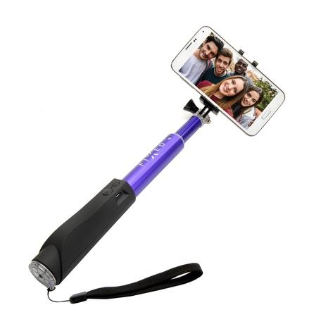 FIXED Selfie,BT,hliník,modrá FIXSS-BT-BL