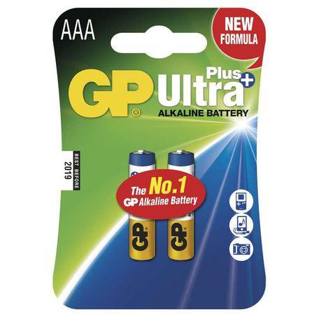 GP B17112 GP 24AUP LR03 BLISTR/2 - Baterie GP AAA Ultra Plus 2ks