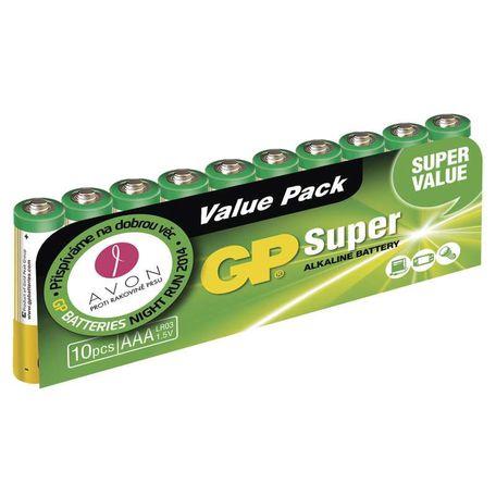 GP B1310G LR03 10SH - Baterie GP Super Alkaline AAA 10ks