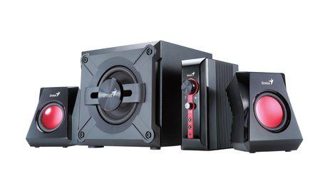 GENIUS SW-G2.1 1250 Gaming Speaker