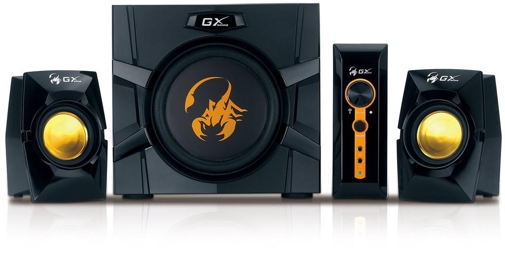 GENIUS SW-G2.1 3000 Gaming Speaker