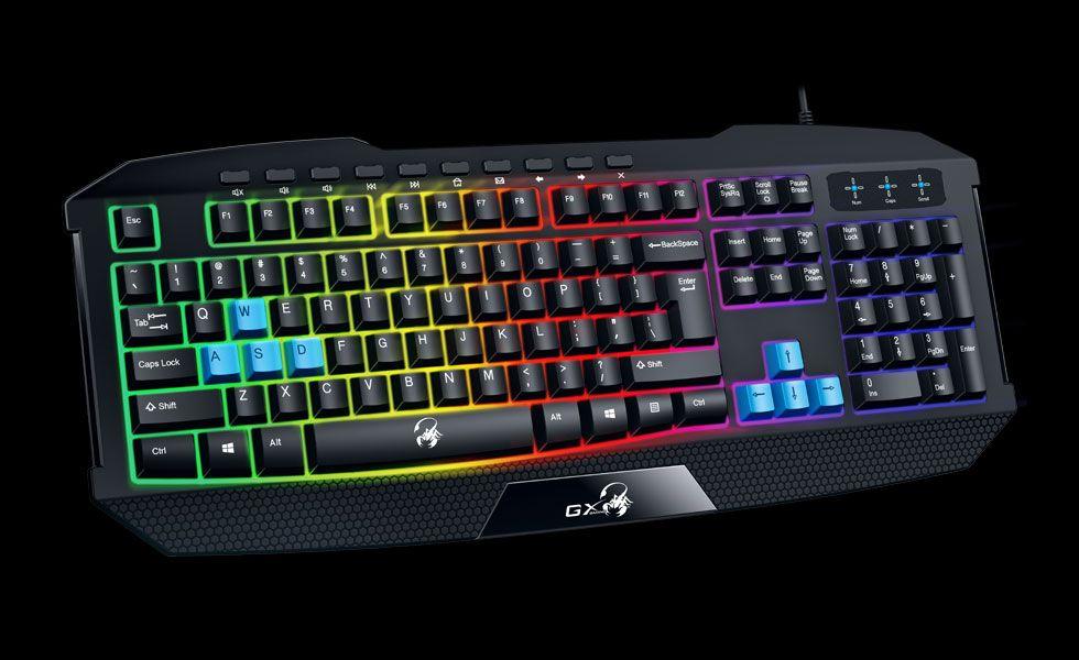Genius GX Gaming Scorpion K220 31310475105