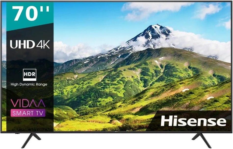 Hisense Uhd Led televize 70A7100f