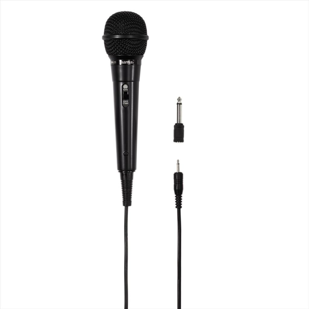 HAMA 46020 Dynamický mikrofon DM 20
