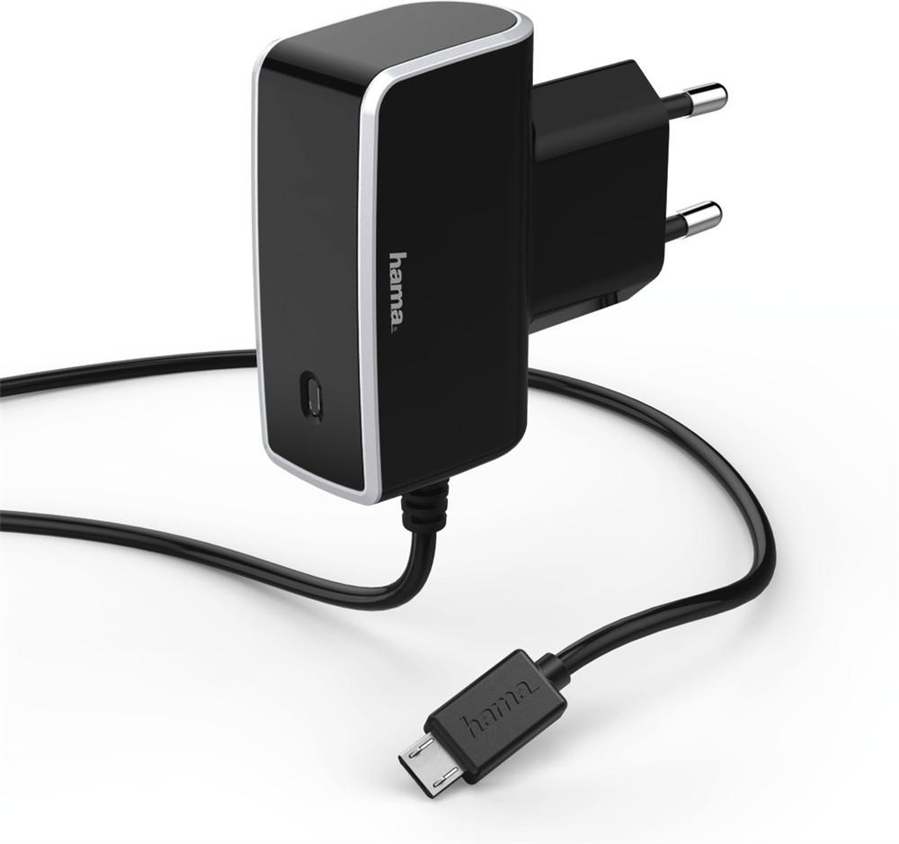 HAMA 93585 Cestovní nabíječka, micro USB