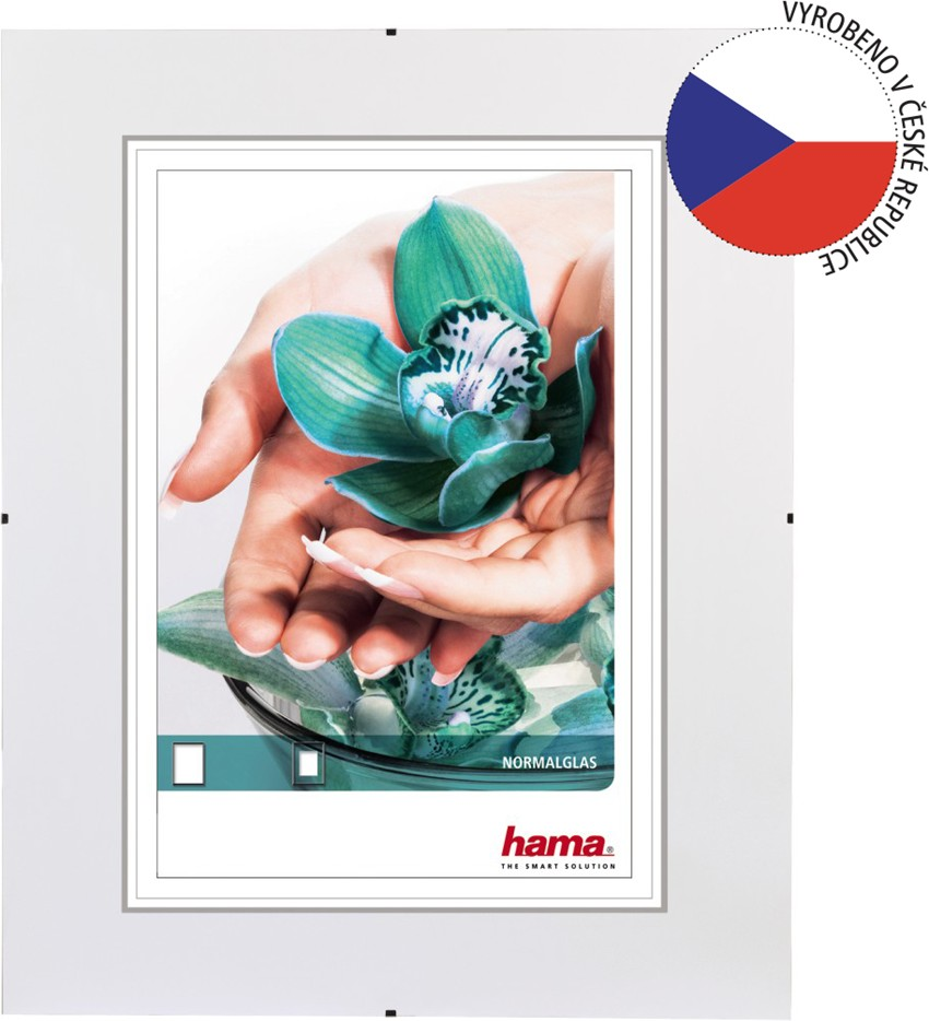 HAMA 6000000063013 Clip-Fix,20x20cm