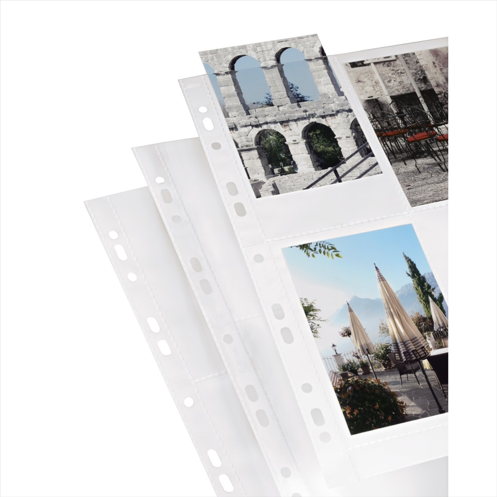 Hama 9787 Photo sleeves for albums A4